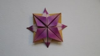 Star 25 Days Of Origami Day 9