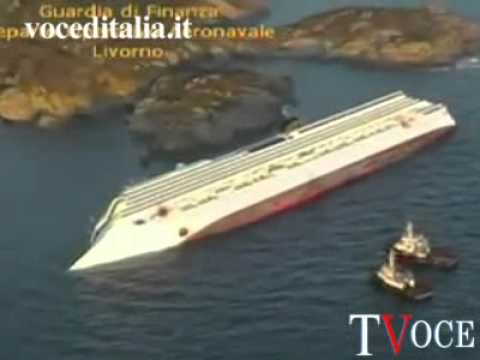Naufragio della Concordia, arrestato il comandante Francesco Schettino Music Videos