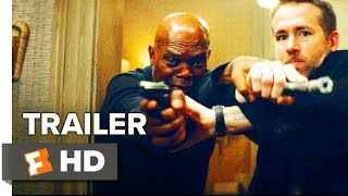 The Hitman's Bodyguard Trailer #2 (2017) | Movieclips Trailers