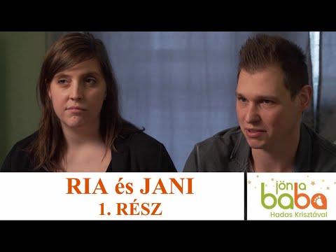 Úristen, ugye nincs baj a babával? - Ria és Jani igaz története 1.