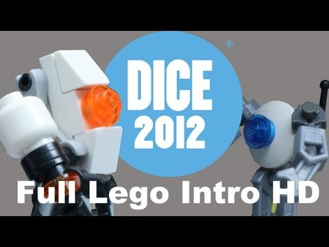Lego Video Game Montage (2012 Interactive Achievement Awards Opening)