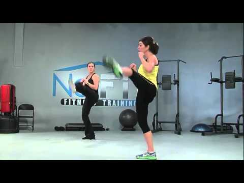 NetFit.tv Kickboxing 2.mp4 Image 1
