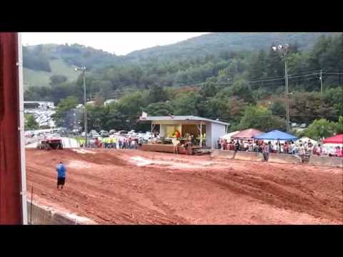 Mud Sling in Sparta NC on August 4, 2012