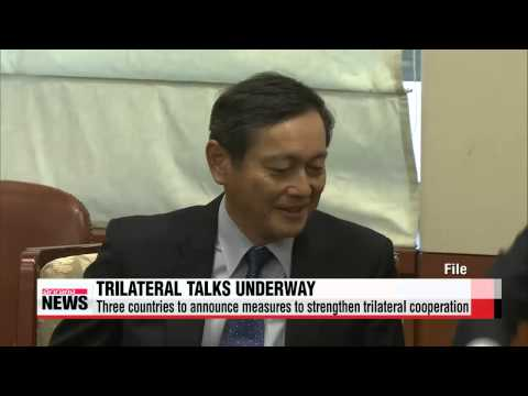 Trilateral vice ministers′ meeting takes place in Washington   사상 첫 한미일 외교차관 협의회