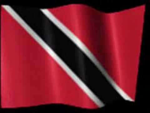 Flag of Trinidad & Tobago Video