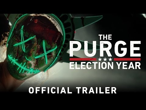 'The Purge: Election Year' - Official Trailer (HD)
