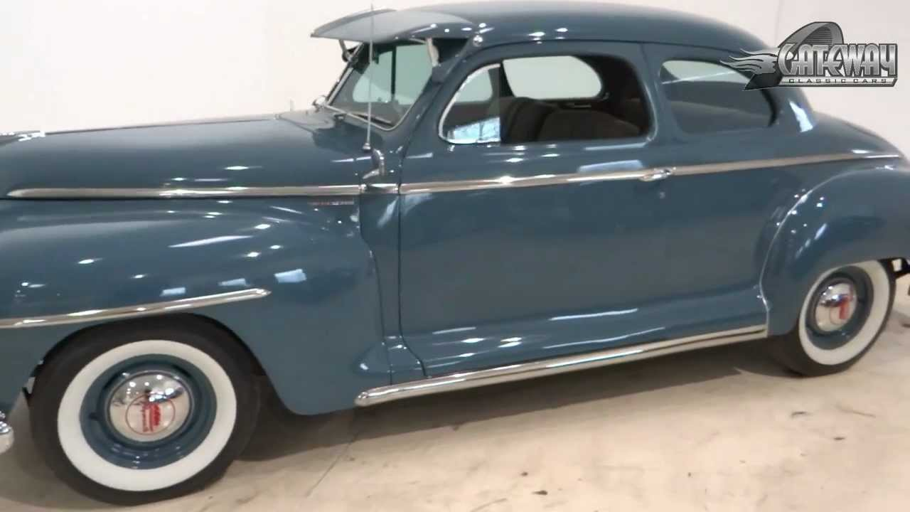 1948 Plymouth Super Deluxe Youtube