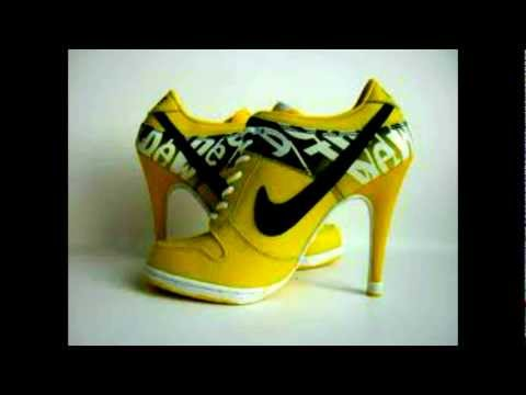 Janis Joplin - Hi Heel Sneakers