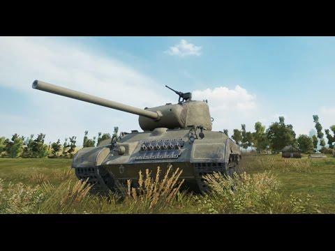 World Of Tanks | Америка - Средний танк | T-25 Pilot 1 | Новый прем в деле