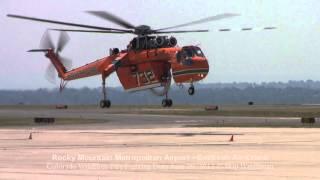 Erickson Air-Crane Landing