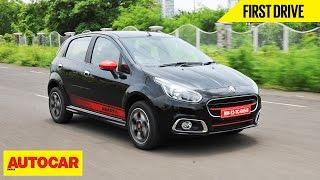 Fiat Abarth Punto Evo | First Drive | Autocar India