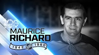 Maurice Richard remains cultural icon in Montreal
