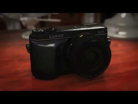 The new Panasonic Lumix GX7 - Pioneering Perspectives