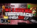 I CAN'T MISS w THIS SHARPSHOOTER!!😤 #1 LEGEND IN RIVET CITY😱 • NBA 2K17 THROWBACK!
