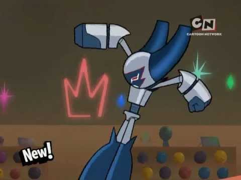 Robotboy Bowling For Dummies Season 4 YouTube