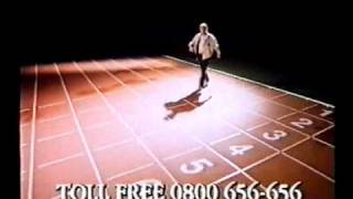 Commonwealth Games 1990 NZ commercial feat. Bruno Lawrence