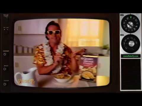 Harvest Crunch Commercial 1988 Quaker Harvest Crunch