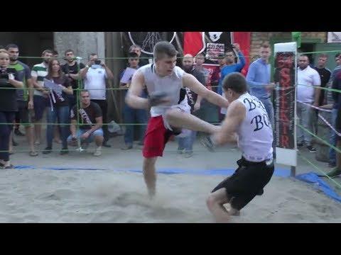 СУШИСТ в жесткой схватке с Чемпионом Боев ММА !!!!