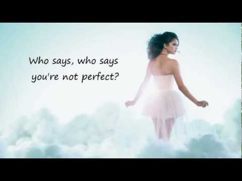 Who Says - Selena Gomez (lyrics) video