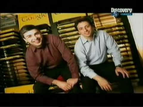 Larry Page, Sergey Brin Google History 1