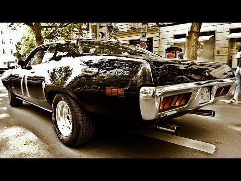 Plymouth GTX 440 LOUD SOUND RoadRunner V8