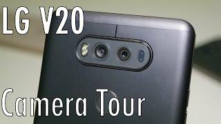 LG V20 Camera Tour: The best camera app gets even better! | Pocketnow