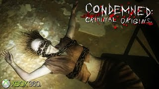 Condemned: Criminal Origins - Gameplay Xbox 360 (Release Date 2005)