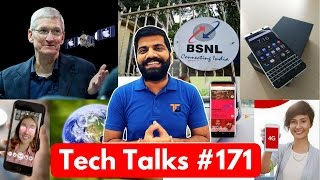Tech Talks #171 - BSNL 333Rs 270GB, AirTel Leads, ISRO Venus Mission, HTC U11, Whatsapp & Siri