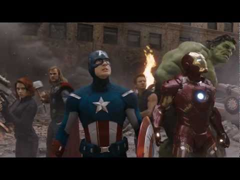 The Avengers is listed (or ranked) 1 on the list The Top 10 Movies of 2012