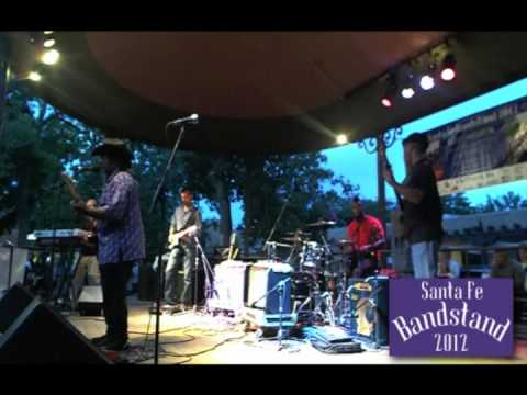 Guitar Shorty at the Santa Fe Bandstand (Full Performance)