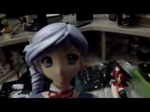 Kiddy Grade Action Figure video