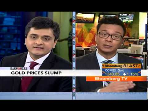 In Business - Q1FY14 Gold Demand Driven By India, China: World Gold Council