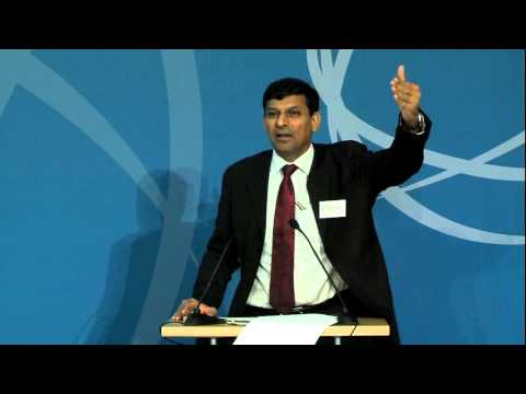 DB Prize 2013 - Raghuram Rajan Keynote Lecture
