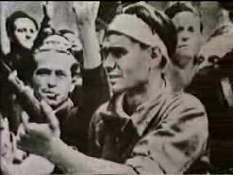 El asalto al Cuartel de la Montaña - julio de 1936
