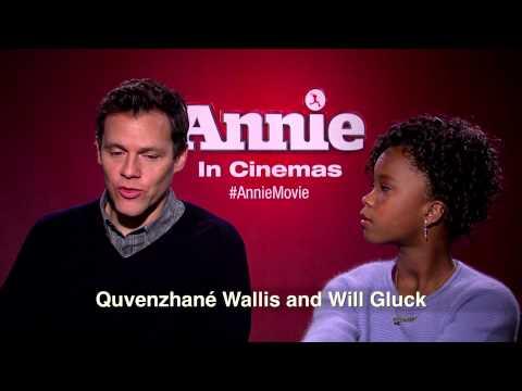 Annie (2014) Exclusive Will Gluck Interview [HD]