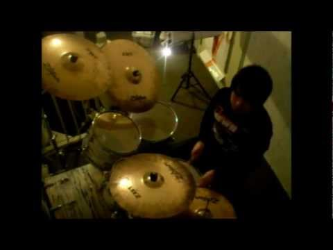 drum cover: ACDC - Back in black