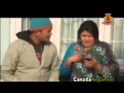 nepali woman playing with another person she is enjoying  with stranger
