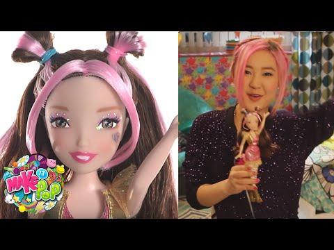Make it Pop - Megan Lee Unboxes Sun Hi's Spotlight Ready Fashion Doll!