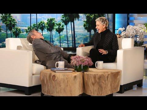 George Clooney Pranks Ellen