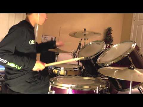 Matt Redman - 10,000 Reasons (bless The Lord) Drum Cover video