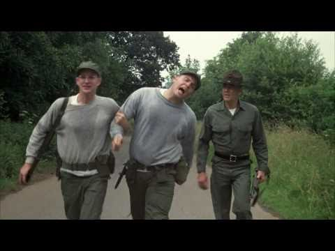 Full Metal Jacket gomer Pyle 1987 video