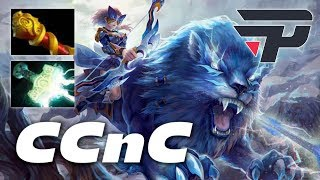 CCnC Mirana Mid Lane | Dota 2 Pro Gameplay