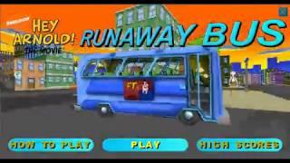 Hey Arnold - Runaway Bus