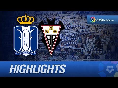 Recreativo Huelva 4-1 Albacete
