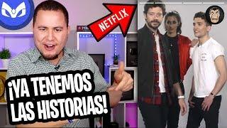 Netflix Stories COMO INSTAGRAM - WHAT !