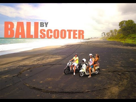 EXPLORING BALI BY SCOOTER ❲V ᴸ ᴼ ᴳ 39❳