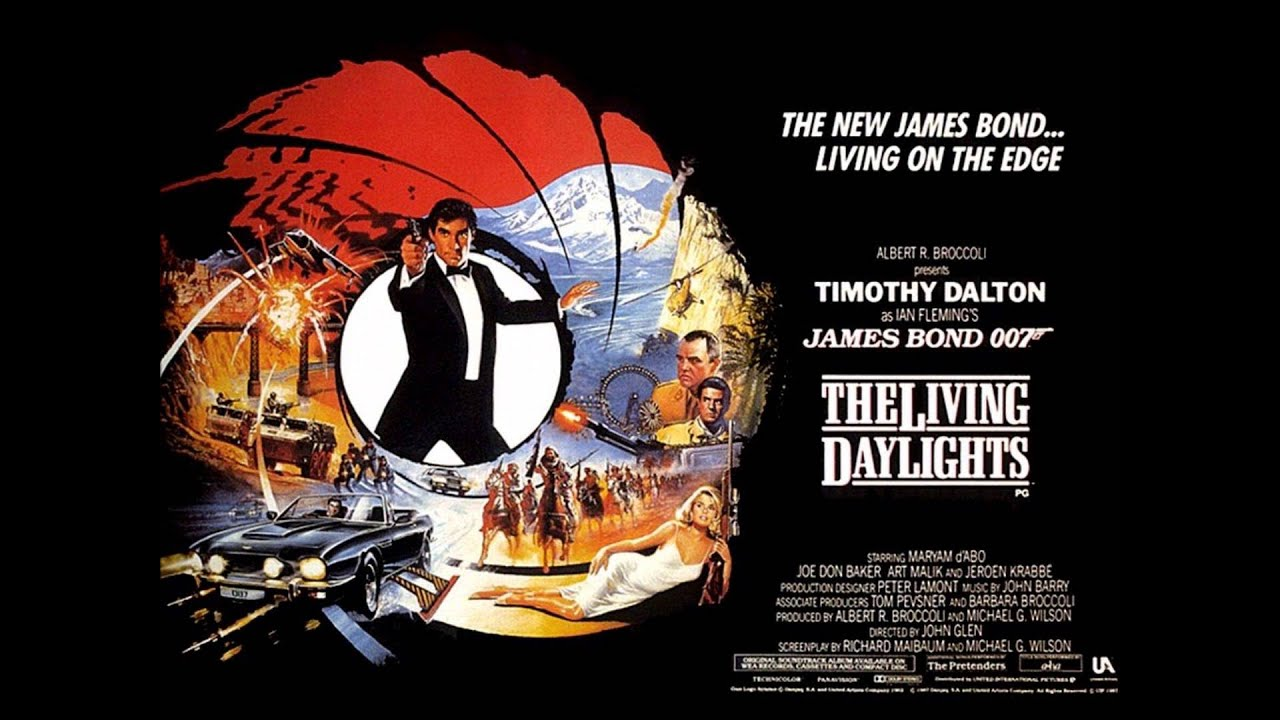 James bond living daylights movie download