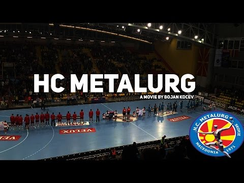 This movie is showcasing my favourite handball club HC Metalurg from Skopje,Macedonia The video was filmed in the season 2014/2015 before the club started fa...