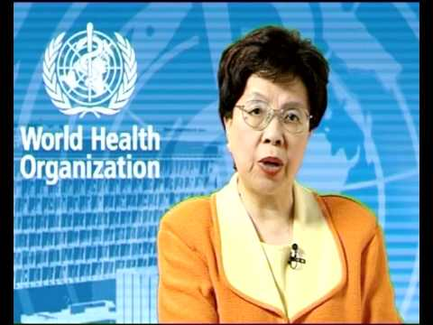 MaximsNewsNetwork: H1N1 PANDEMIC ENDS: W.H.O.'s MARGARET CHAN (W.H.O.)