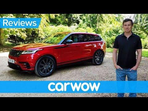 Range Rover Velar 2018 SUV in-depth review | Mat Watson Reviews